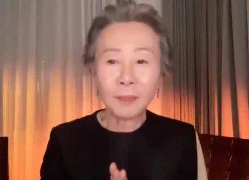 'Minari' BAFTA Winner Yuh-Jung Young Says Brits Are 'Very Snobbish' In Speech