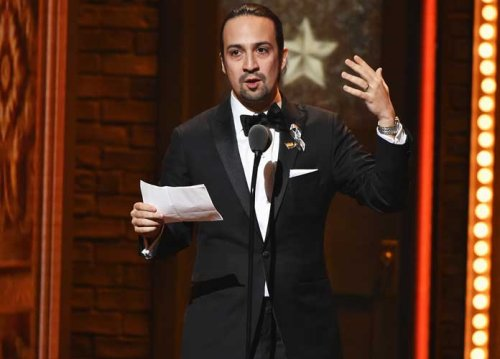 'Real Time' Host Bill Maher Tells Lin-Manuel Miranda To 'Stop The Apologizing'