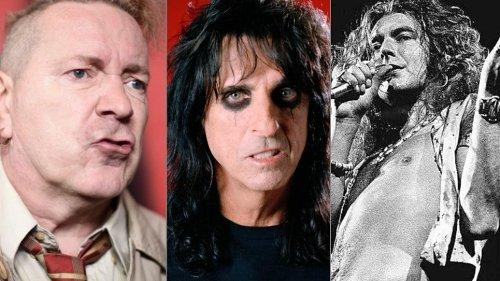 Alice Cooper Recalls Johnny Rotten's 'Disturbing' Pre-Sex Pistols Behavior, Talks Fighting For Airtime With Led Zeppelin Beatles [News]