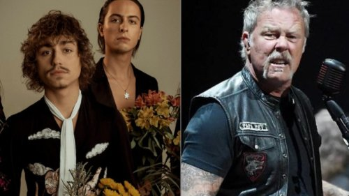 Greta Van Fleet Talk Opening For Metallica, Say New Songs Came From Being Bored By 'Norms Of What Rock Music Is' [News]