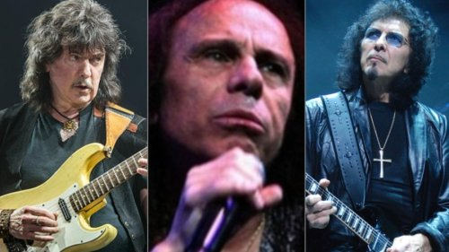 Widow Says Ritchie Blackmore Made Ronnie James Dio 'Really Uncomfortable' In Rainbow, That Her Husband Was Not Happy In Black Sabbath [News]