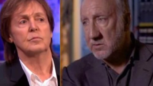 Pete Townsend Says The Beatles Copied The Who, Adds 'There Isn't Much Of A Concept' To 'Sgt. Pepper' [News]