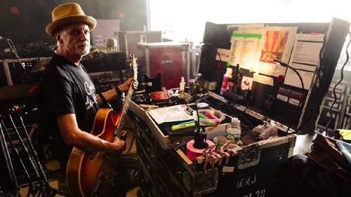 Legendary Guitar Tech, Greg Howard, Talks Working With Aerosmith, AC/DC, Green Day, Jimmy Page, And More [News]