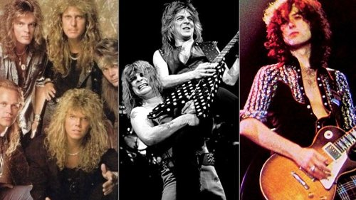 Ozzy Producer Says Led Zeppelin Stole 'Stairway To Heaven,' Claims Europe Hit 'The Final Countdown' Rips Off Randy Rhoads Track [News]