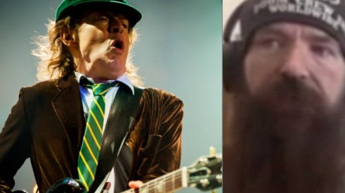 Zakk Wylde Addresses AC/DC's Lack Of Originality, Explains Why He Plays So Much Pentatonic Scale [News]