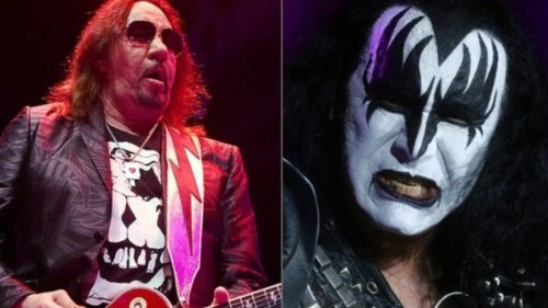Ace Frehley Talks Rejoining KISS, Shares Honest Opinion On Band's Controversial Album [News]