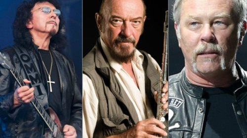 Ian Anderson Recalls How Black Sabbath's Tony Iommi Behaved When He Was In Jethro Tull, Talks What He Felt Beating Metallica For Metal Grammy [News]