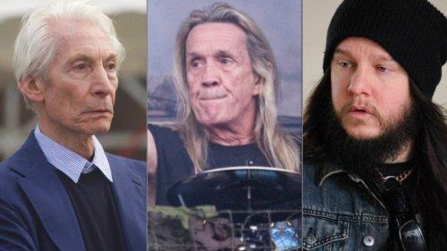 Iron Maiden Drummer Speaks On Deaths Of Charlie Watts & Joey Jordison, Talks How Steve Harris Writes Songs [News]