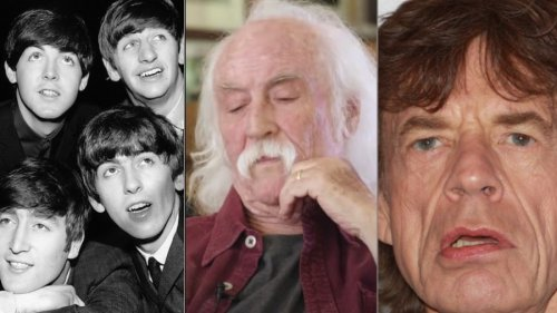 David Cosby Explains Why The Beatles Are Better Than The Rolling Stones, Talks What Stones 'Can't Do For Squat' [News]