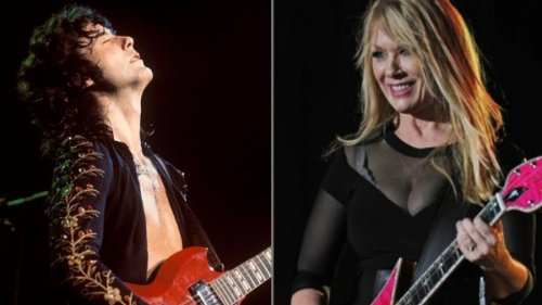 Heart's Nancy Wilson: Every Good Guitar Player I've Ever Been At Party With Knows How To Play This Led Zeppelin Song [News]