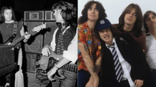 Rainbow Bassist Talks How AC/DC Behaved As Opening Band & How Ritchie Blackmore Treated Them [News]