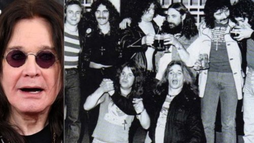 Ozzy Says Label Admitted Using Black Sabbath To Promote Van Halen, Geezer Recalls Band's Poor Form At The Time [News]