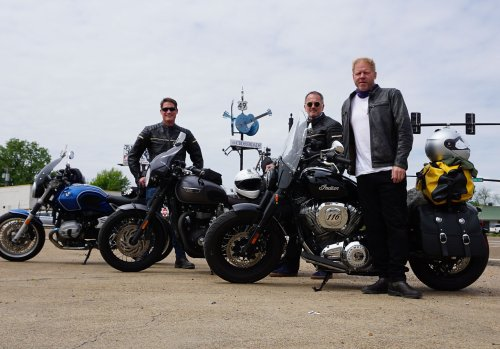 2022 Indian Super Chief Limited Delta Blues Trip: Into The Deep South