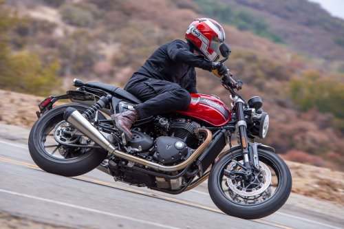 2022 Triumph Speed Twin Review (13 Fast Facts; Retro-Mod Sportbike)