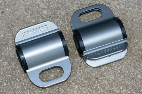 PSR Bike Tie-Down Clamp Review: ADV Motorcycle Hauling Solution