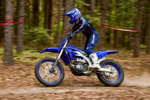 2022 Yamaha YZ250FX and YZ450FX First Look (7 Fast Facts)