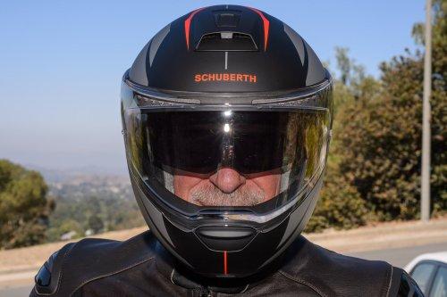 Schuberth C4 Pro Modular Motorcycle Helmet Test: 2021 Edition