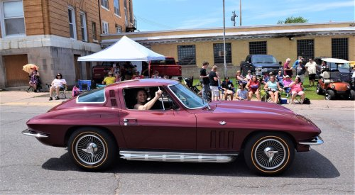 Ultimate Motorcycling goes North for the Fourth and it's a Corvette Summer