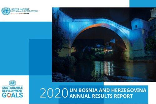 2020 UN Bosnia and Herzegovina Results Report