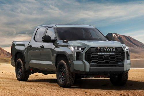 2022 Toyota Tundra Truck