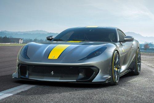 Ferrari 812 Competizione & 812 Competizione A