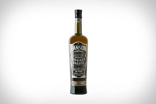 Hanson Double Barrel Whiskey