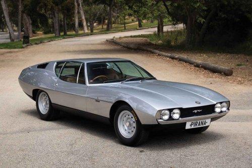 1967 Jaguar Pirana Coupe