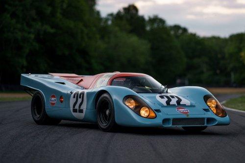 1970 Le Mans Porsche 917 K Race Car