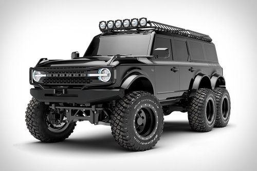 2022 Maxlider Brothers Ford Bronco 6×6 SUV