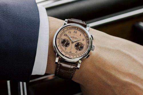A. Lange & Sohne 1815 Chronograph 2021 Concorso Edition Watch