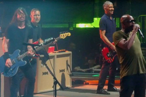 Foo Fighters & Dave Chappelle / Creep