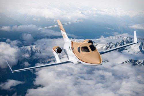 HondaJet Elite S Private Jet