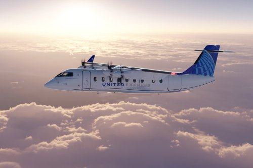 United x Heart Aerospace Electric Aircraft