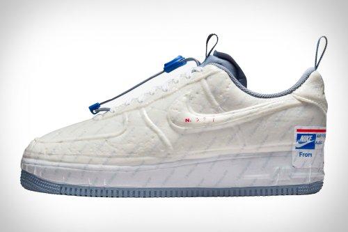 Nike Air Force 1 Experimental Postal Ghost Sneakers