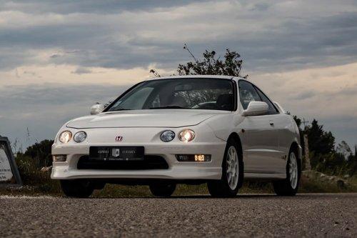 1998 Honda Integra Type R Coupe