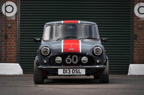 David Brown Mini Remastered Oselli Edition Coupe