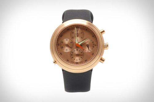 Ikepod Hemipode Chronograph Watch