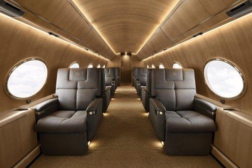 RH One Private Jet