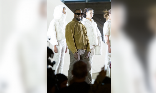 Kanye West Spotted Celebrating Birthday With Irina Shayk