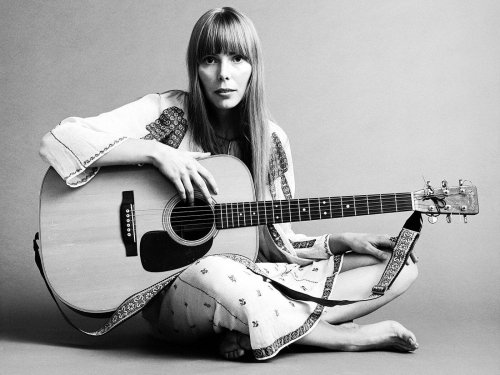 Joni Mitchell celebrates 50 years of Blue with two new releases
