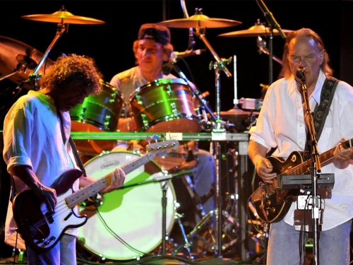 """Neil Young shares update on new album with Crazy Horse: """"This music we are making is for our souls"""""""