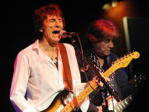 Ronnie Wood taps Mick Taylor for new album Mr Luck, a tribute to Jimmy Reed