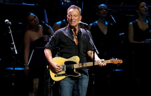 """Bruce Springsteen has curated a """"frat rock"""" playlist"""
