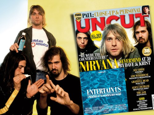 """Dave Grohl looks back on Nevermind sessions: """"Nobody thought Nirvana was going to be huge"""""""