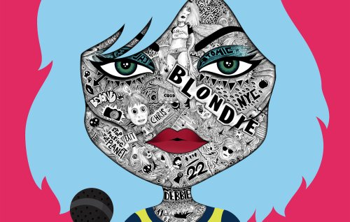 Blondie announce new NFT to celebrate Andy Warhol's 93rd birthday