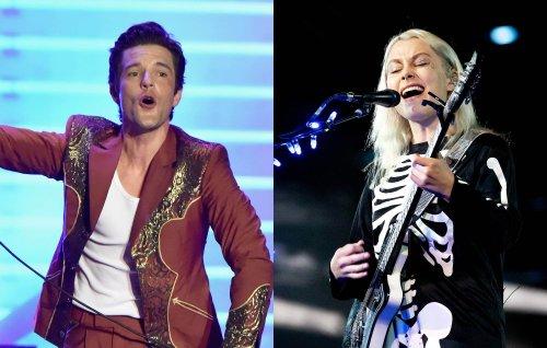 The Killers reveal Pressure Machine tracklist featuring Phoebe Bridgers