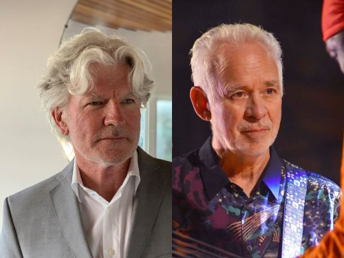 "Hear ""Caught By The Heart"", a new song by Tim Finn and Phil Manzanera"