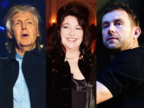 Paul McCartney, Kate Bush and Damon Albarn urge PM to change music streaming law