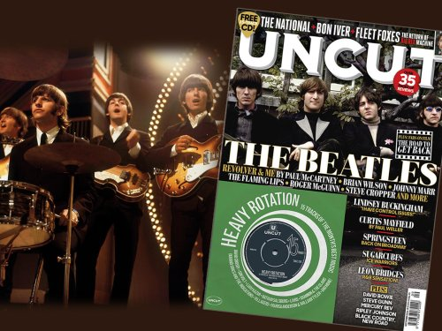 """Famous fans revisit Revolver at 55: """"I believed it was everybody's favourite Beatles record"""""""