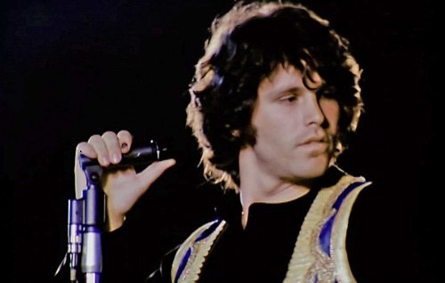 The Doors' iconic 1968 Hollywood Bowl gig is set to be screened in cinemas